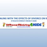 Effect of Divorce on Kids