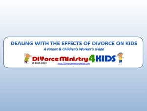 Effect of Divorce on Kids