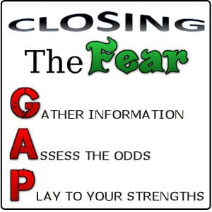 The Fear Gap