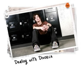 Dealing With Divorce Teens