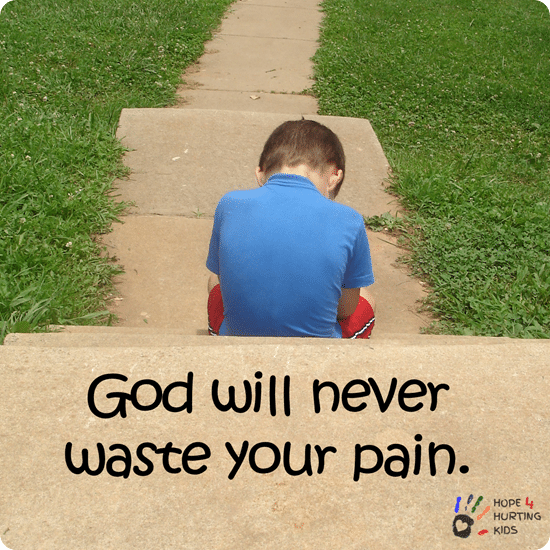 God Will Never Waste Your Pain