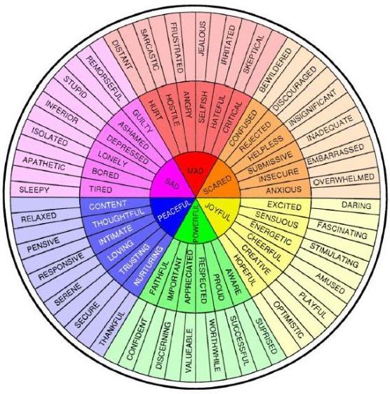 feeling-wheel