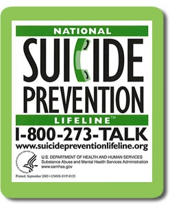 What Should I Do If I Am Thinking About Suicide?