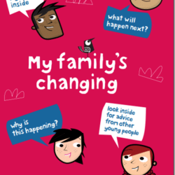 My Family's Changing Activity Book for Teens