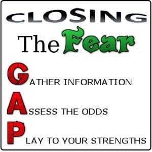 The Fear Gap